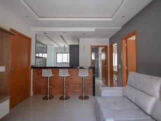 Apartamento 2 quartos NOVO! Venha desfrutar do melhor de Teresopolis