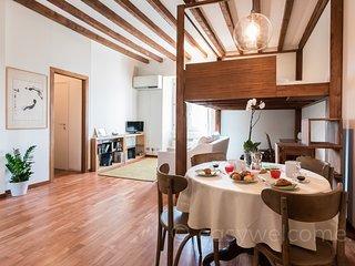 Easy Welcome Homey Loft Naviglio Grande