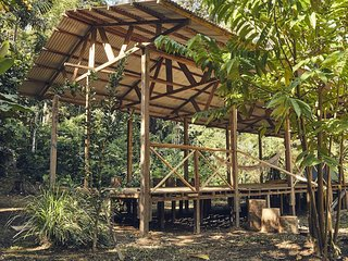 Remote Brazil Nut Eco Lodge -  Castañal Adventures