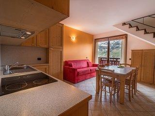 Appartamento Quadrilocale Chalet Teola