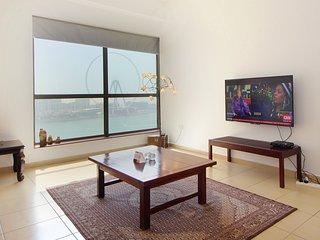 Amazing 2Bedroom in JBR - Rimal