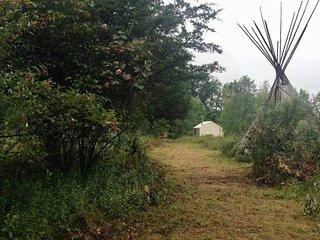 Tentrr - Clove Mountain Meadow