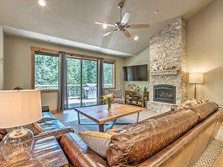 NEW! Tahoe Vista Home w/Hot Tub, 7mi to Northstar!