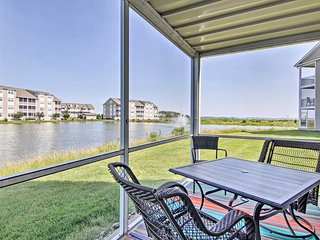 NEW-Bethany Beach Resort Condo w/ Golf+Pool Access