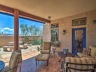 Apt w/Yard & Grill-1.6 Miles to Lake Havasu!