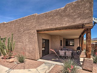 Lake Havasu City Duplex ~ 1 1/2 Mi to London Bridge!