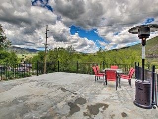 NEW! Modern Lava Hot Springs Studio, Walk to Pools