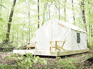 Tentrr - Creekside Woods Getaway