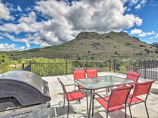 NEW! Lovely Lava Hot Springs Studio, Walk to Pools