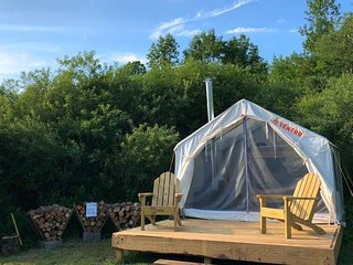 Tentrr - FullDraw Ranch Camp