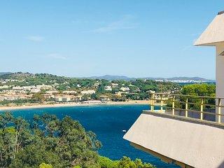 Precioso apartamento con espectaculares vistas a la cala de S'Agaró