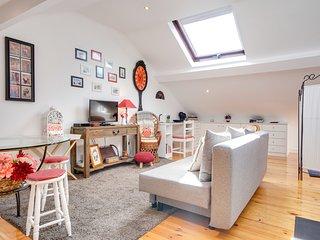 Homie Studio w/ WiFi & Laundry