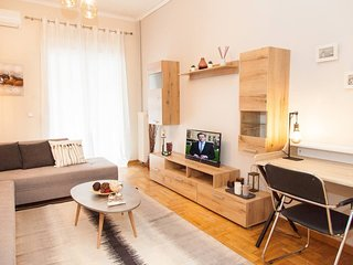 Stay in Pagkrati in a newly renovated & stylish apartment!