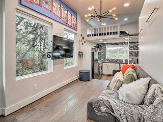 NEW! Tiny Home by Lake Travis - 25 Mi. to Austin!