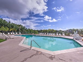 NEW! Central Lihue Condo - 5-Minute Walk to Beach!