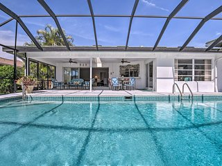 Bayfront Naples Home 1.2 Mi From Naples Beach