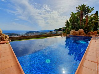 Vila Panorama , amazing seaviews vila with private spa indoor pool