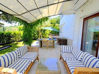 Massa Lubrense Villa Sleeps 6 with WiFi - 5229362
