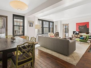 One Bedroom Apartment in the Heart of Greenwich Village