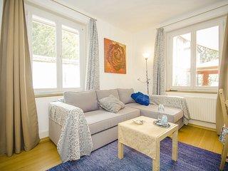 4 Zimmer Wohnung im Herzen Dornachs am Klostergarten 2min. Bhf 10 min. bis Basel