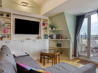 3Bed Rooftop Apt in Little Venice, 5m to Tube