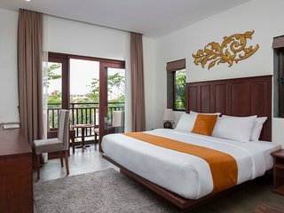 Deluxe Double with Balcony-Free Round Trip Transfer