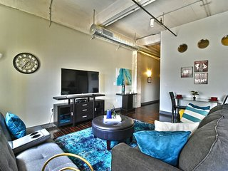 Corporate Apt Downtown+Valet Parking