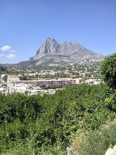 Pico Puig Campana