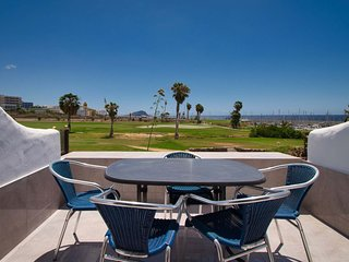 Pebble Beach, 2 bed high quality apartment in Amarilla Golf with WiFi