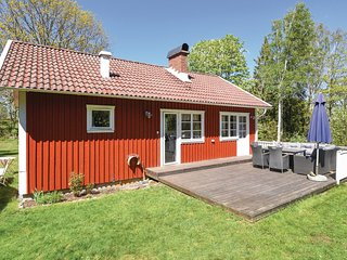 Awesome home in Horred w/ Sauna and 2 Bedrooms
