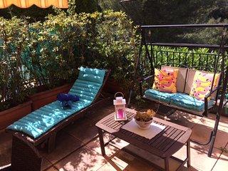 mon appart avec piscine & terrasse