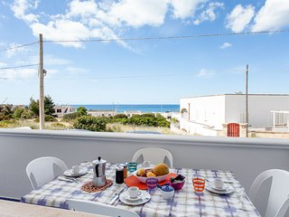 Appartamento vista mare climatizzato Ionio m602