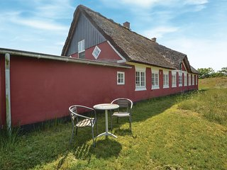 Stunning home in Fanø w/ WiFi and 4 Bedrooms
