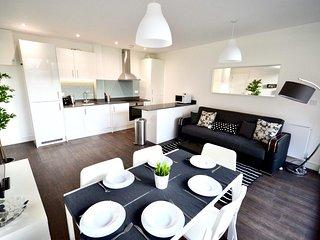 Luxury properties in King's Cross area
