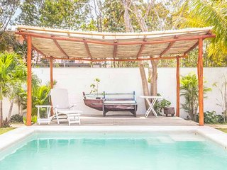 Luxury Villa in the Jungle of Tulum Casa de la Luz