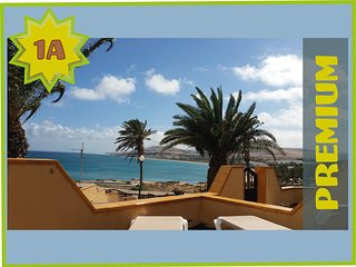Casamarena Meerblick  + 84 m2 Wfl und 30m2 Terrasse+Strandnah+Altersgerecht*