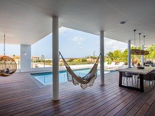 Luxe vakantie Villa Jan Thiel