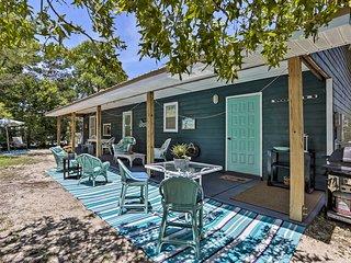 NEW! Emerald Coast Home w/ Yard - Walk to Beach!