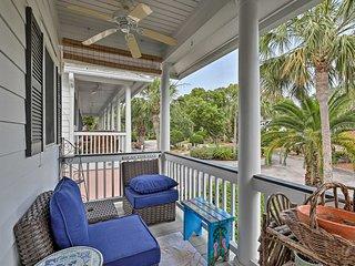 NEW! Isle of Palms Villa w/ Pool & Beach Access!