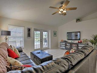 Bradenton Home w/ Lanai & Saltwater Pool/Spa!