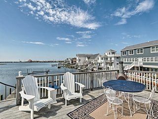 NEW-Waterfront Mallard Island Home, 5 Mi to Beach!