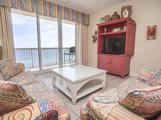 Calypso Resort Rental 1408W - Sleeps 9 - Just Steps to Pier Park!