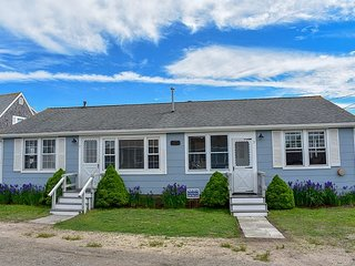 Four bedroom whole duplex home sleeping 8. Steps from South Village Beach!