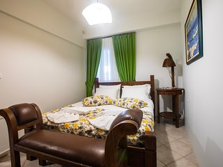 STANDARD ONE-BEDROOM APARTMENT WITH TERRACE (GARDENIA)