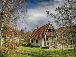 Two bedroom house Bužim (Velebit) (K-17572)