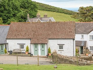 WREN COTTAGE, semi-detached, on working farm, shared private beach, in