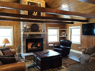 Private lodge on 150 acres, ideally located to explore the Upper Peninsula