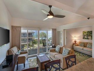 OF Privacy+Space! Open Kitchen+Living Area, WiFi, Ceiling Fans, Lanai–Kauai