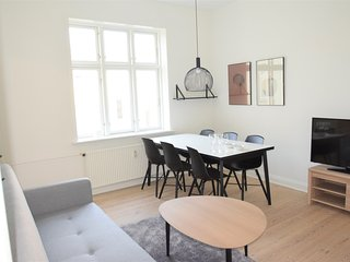 Bright and spacious apartment in downtown Århus
