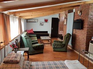 Best Location Bright Cozy Apartment in Tbilisi